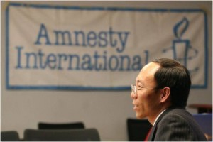 זה לי-ג'י הה (Li Zhi He) ששהה 1280 ימים בכלא בסין, שם סבל עינויים נפשיים ופיזיים שכמעט נטלו את חייו.