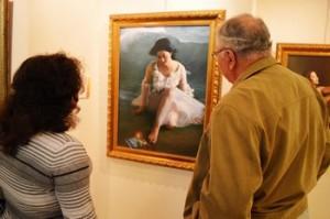 """טוב ורע, יופי וסבל, אור וצל – זה מול זה – מוצגים בתערוכה """"האמנות של גֶ'ן, שָן, רֶן"""" המוצגת כעת באודיטוריום נעים באשדוד"""