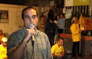 דובר מרכז המידע הישראלי של הפאלון דאפא מבטיח שלא נפסיק למחות בדרכינו הלא אלימות